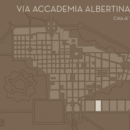 Torino_Via Accademia Albertina 38_Copertina brochure