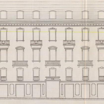 Torino_Via Accademia Albertina 38_Archivio storico