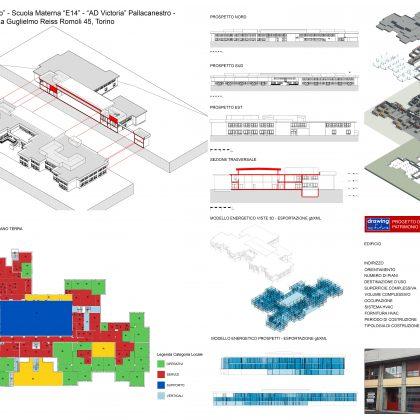 TOBIM_Asilo Nido Arcobaleno - Scuola Materna E14 - AD Victoria Pallacanestro - Museo MUFANT